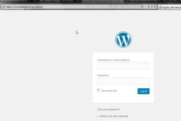 Hvordan redigere dine sider på WordPress