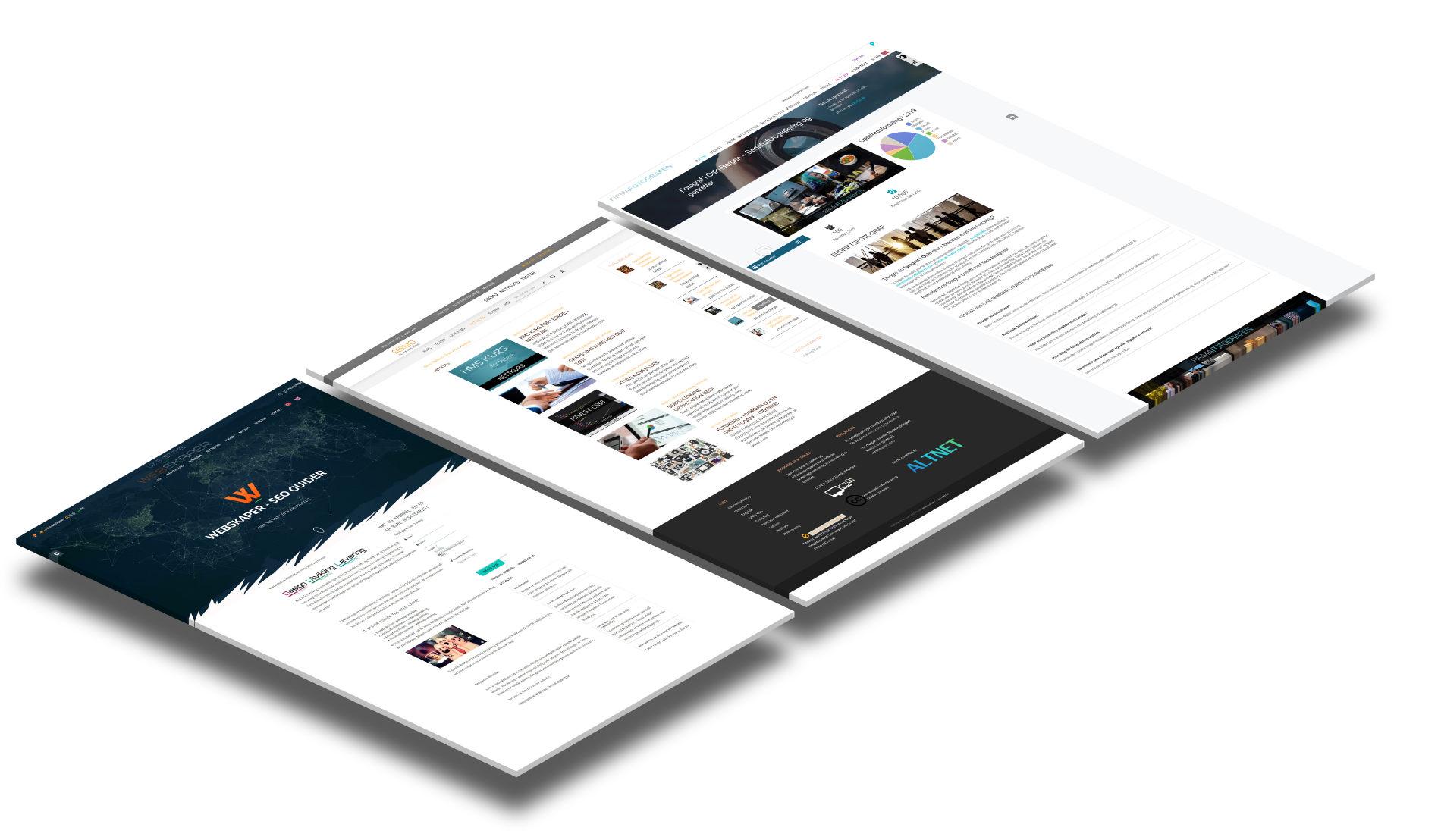 webutvikling responsiv web design