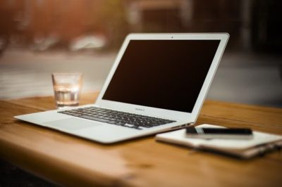 Business hjemmeside