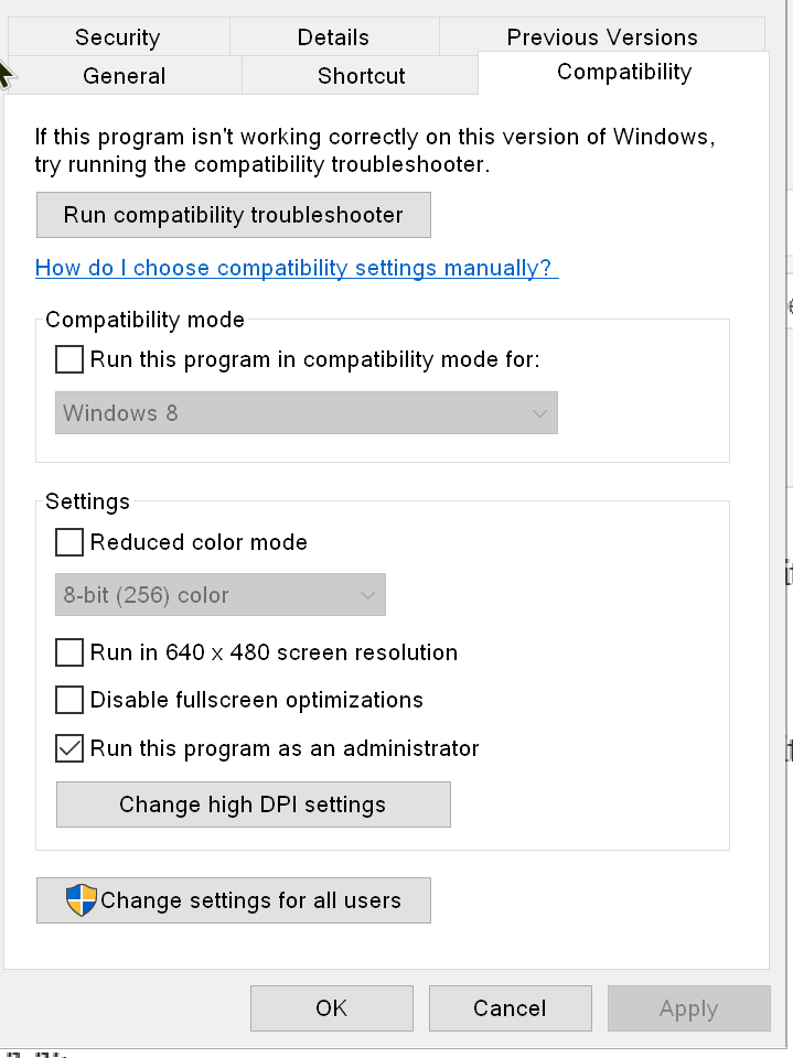 Fixing Windows 10 taskbar program minimizing on left click